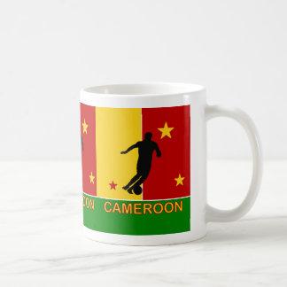 Taza del fútbol 2010 del mundo del Camerún