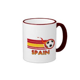 Taza del fútbol de España