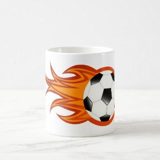 Taza del fútbol/del fútbol