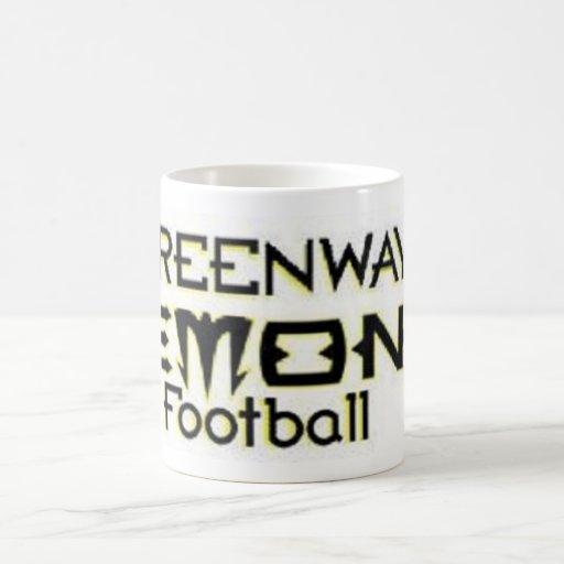 Taza del fútbol del Greenway
