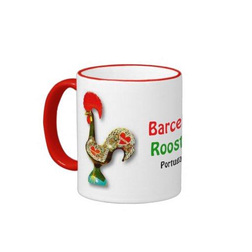 Taza del gallo de Barcelos*