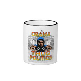 Taza del gamberro de Obama
