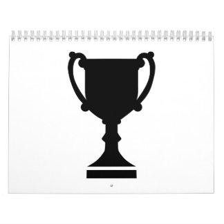 Taza del ganador del campeón calendario