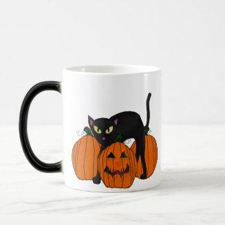 Taza del gatito de Spoooky