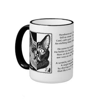 Taza del gato de Cosmo