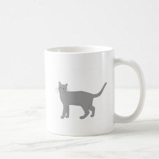 Taza del gato de Sasquatch