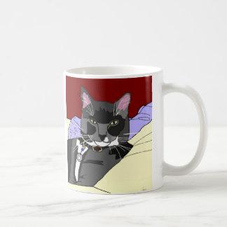 Taza del gato de Smokey