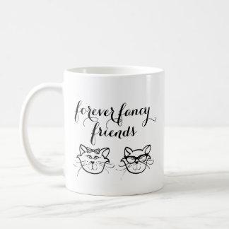 Taza del gato del mejor amigo