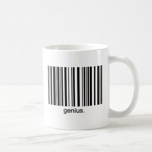 Taza del genio