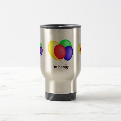 taza del globo