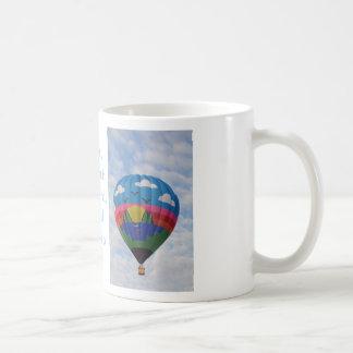 Taza del globo del aire caliente