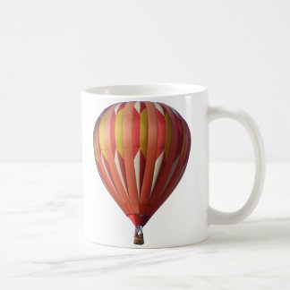 Taza del globo del aire caliente de WildThing