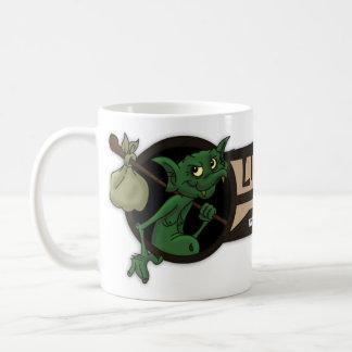 Taza del Goblin del licor