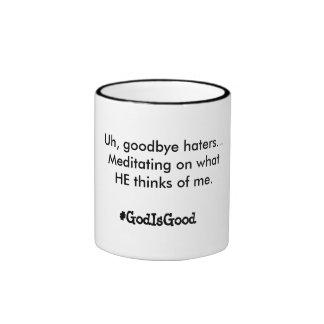 Taza del #GodIsGood