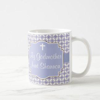 Taza del Godparent - púrpura