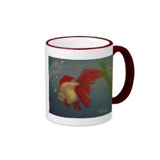 Taza del Goldfish de Ryukin