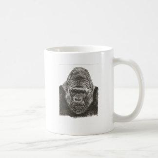 Taza del gorila