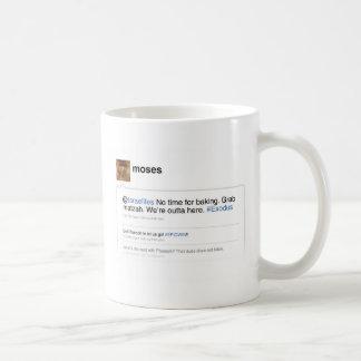 Taza del gorjeo de Moses