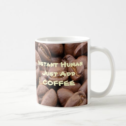 Taza del grano de café