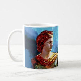 Taza del griego clásico