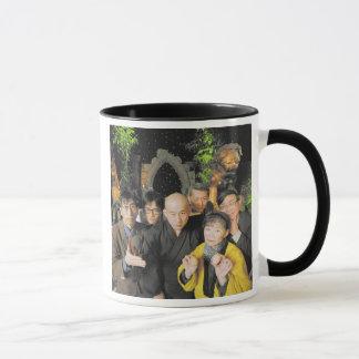 Taza del grupo del Banzai