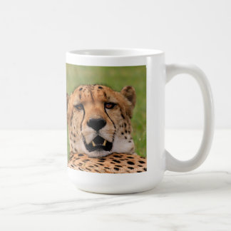 Taza del guepardo