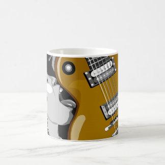 Taza del gusto musical