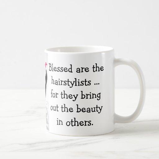 Taza del Hairstylist