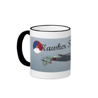 Taza del halcón FGA.50 del mar del vendedor