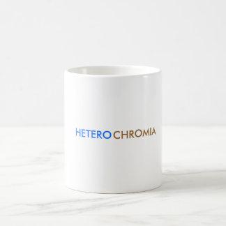 Taza del Heterochromia