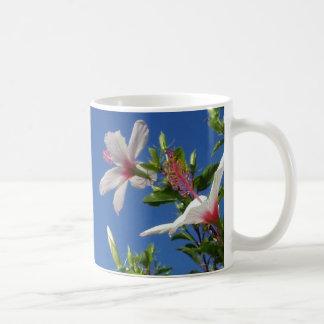 Taza del hibisco
