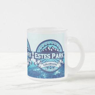 Taza del hielo del parque de Estes