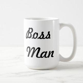 Taza del hombre de Boss