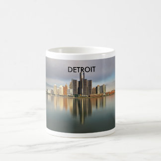 Taza del horizonte de Detroit