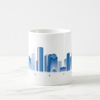 Taza del horizonte de Houston