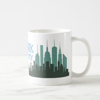 Taza del horizonte de la libertad de NYC