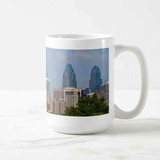 TAZA del horizonte de Philadelphia