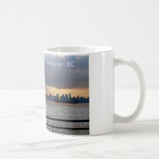 Taza del horizonte de Vancouver