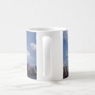 Taza del horizonte WTC del World Trade Center NYC