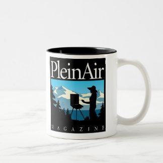 Taza del icono de la revista de PleinAir
