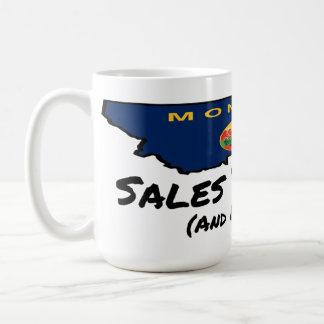 Taza del impuesto sobre venta de Montana