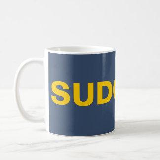 Taza del individuo de Sudo