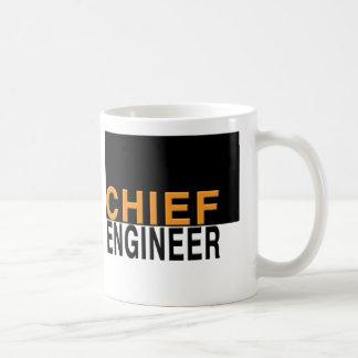 Taza del ingeniero jefe