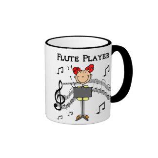 Taza del jugador de flauta