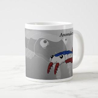 Taza del jumbo de Anomalocaris Tazas Extra Grande