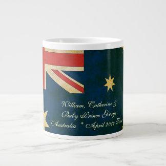 Taza del jumbo de George Australia 2014 del bebé d Taza Grande