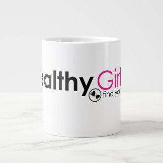 Taza del jumbo de HealthyGirl Taza Grande
