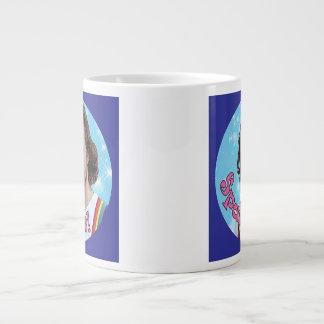 Taza del jumbo de Kurt de la chispa