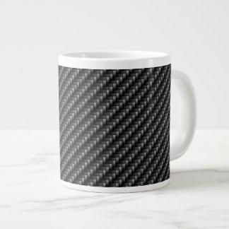 Taza del jumbo de la fibra de carbono 2 taza jumbo