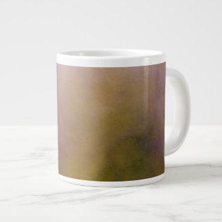 Taza del jumbo de la niebla de la mañana taza grande